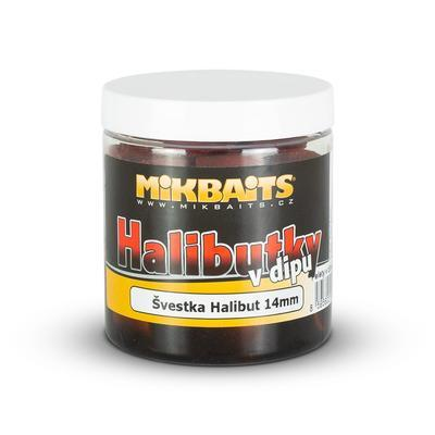 Mikbaits Halibutky v dipu 250 ml - 1