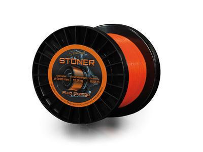 Sportcarp vlasec Stoner Fluo Orange 0,30 mm 10,2 kg 1520 m