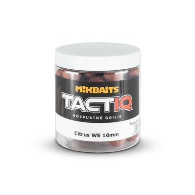 Mikbaits TactiQ rozpustné boilie 250 ml - 16 mm - 1