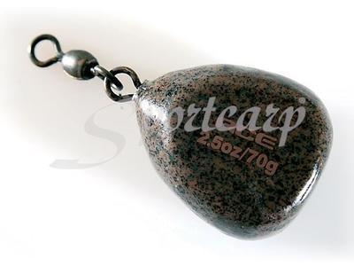 Ace olovo Flat Pear Lead 100 g (LEA015)