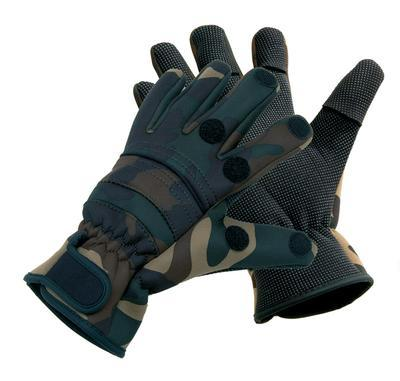 Behr neoprenové rukavice Titanium Neopren PowerRip