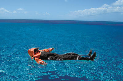 Behr plovoucí oblek Floatationsuit - 1