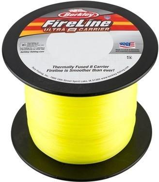 Berkley šňůra Fireline Ultra 8 Flame Green
