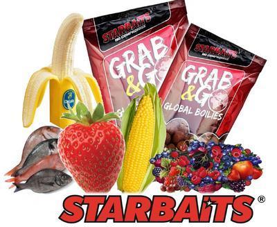 Starbaits boilies Grab & Go 10 kg - 1