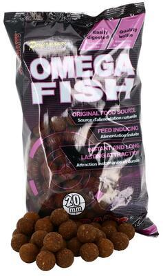 Starbaits boilies Omega Fish - 1