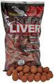 Starbaits boilies Red Liver - 1/2