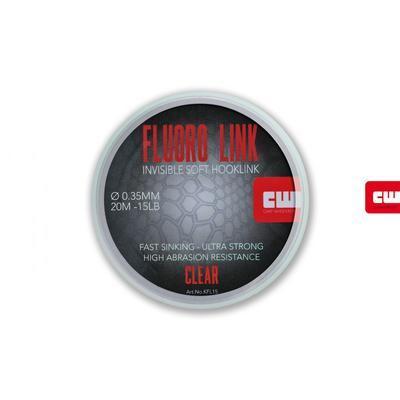 Carp Whisperer flourokarbon Kryptec Fluoro Link 0,39 mm 18 lb (KFL018) - 1