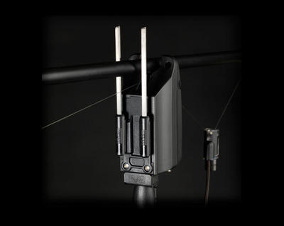 Delkim uši k hlásičům Carbon Snag Bars - 1