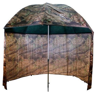 Delphin deštník PVC s prodlouženou bočnicí 250 cm/kamufláž (435001CAM) - 1