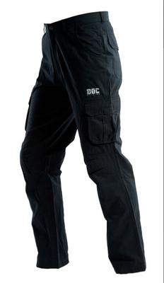 DOC kalhoty černé - 1