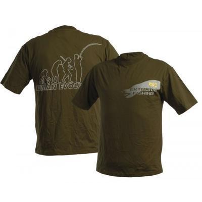 DOC tričko Evolution zelené