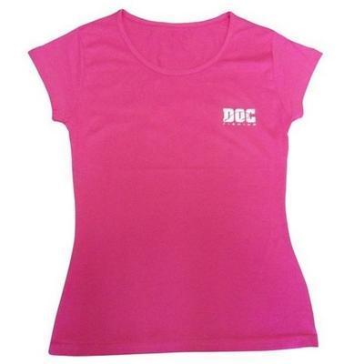 DOC triko dámské purpurové - 1
