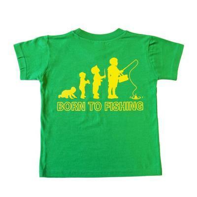 DOC triko dětské zelené - 1