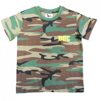 DOC triko Maskáč dětské - 1