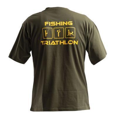 DOC triko Triathlon zelené - 1