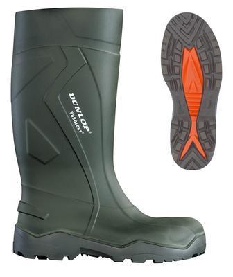 Dunlop holínky Purofort + O4