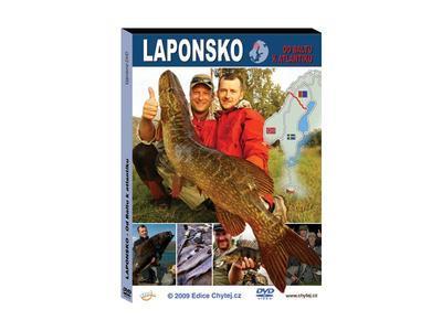 DVD Laponsko od Baltu k Atlantiku