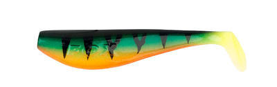 Fox gumové nástrahy Rage Zander Pro Shad Fire Tiger 7,5 cm (NSL777) - 1