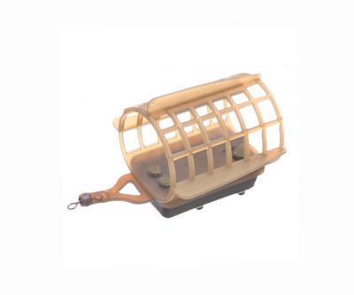 Flagman feederové krmítko Plastic Cage Fin Feeder Regulator Medium 42 g (FK1S-42S+) - 1