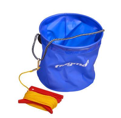 Flagman skládací kbelík se šňůrkou kulatý (FSN0005) - 1