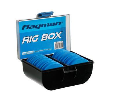 Flagman zásobník na návazce EVA Rig Box 10 ks (HJ2510) - 1