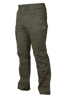 Fox kalhoty Collection Green & Silver Combat Trousers - 1