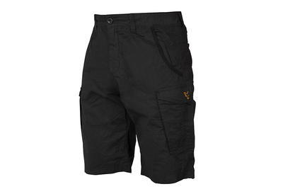 Fox kraťasy Collection Black & Orange Combat Shorts - 1