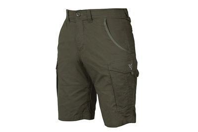 Fox kraťasy Collection Green & Silver Combat Shorts - 1