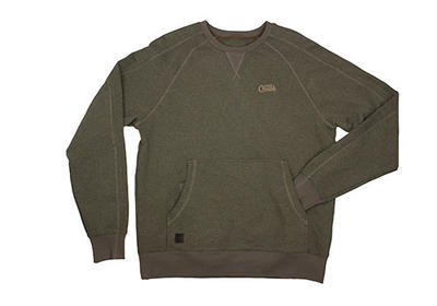 Fox mikina Chunk Crew Pouch Sweatshirt - 1