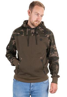 Fox mikina s kapucí Khaki Camo Hoody - 1