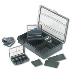 Fox plastový organizér Deluxe Medium Single Box (CBX004) - 1