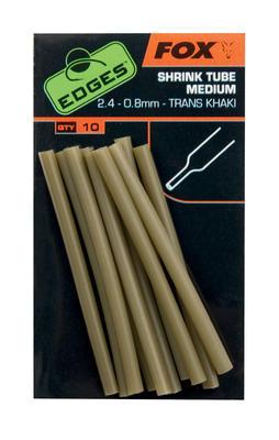 Fox smršťovací hadičky Edges Shrink Tube Medium (CAC570)