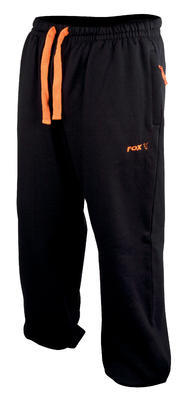 Fox tepláky Black Orange Lightweight Joggers - 1