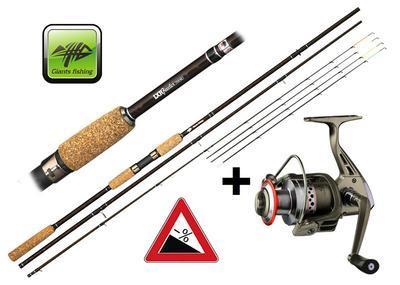 Giants Fishing prut LXR Feeder 10 ft 50 - 100 g + naviják SPX 3000 FD zdarma! (G-13022-G-11010S) - 1