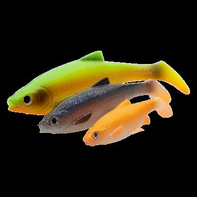 Savage Gear umělá nástraha 3D LB Roach Paddle Tail - 1
