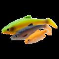 Savage Gear umělá nástraha 3D LB Roach Paddle Tail - 1/3