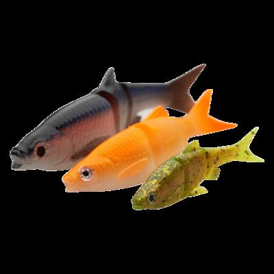 Savage Gear gumová nástraha LB Roach Swim & Jerk - 1