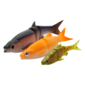 Savage Gear gumová nástraha LB Roach Swim & Jerk - 1/2