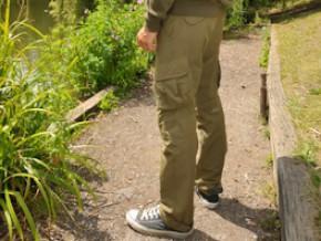 Korda kalhoty Original Kombats - 1
