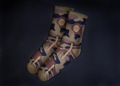 Korda nepromokavé ponožky Waterproof Socks - 1