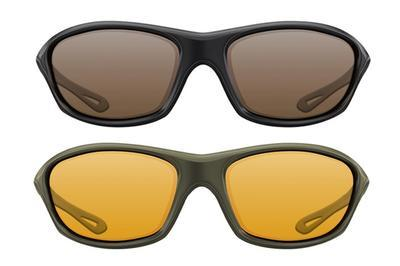 Korda polarizační brýle 4th Dimension Wraps Glasses - 1