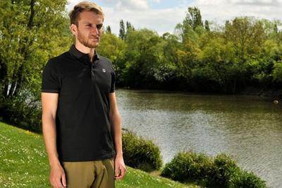 Korda polotriko černé Polo Shirt - 1