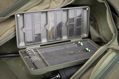 Korda zásobník na návazce RigSafe Combi (KBOX4) - 1