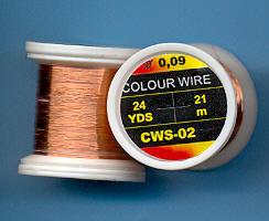 Hends kroužkovací drát CWS 0,09 mm 21 m - 1