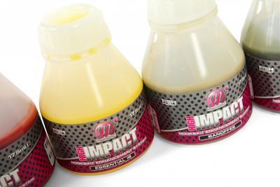 Mainline dipy High Impact Hookbait Enhancement System Salty Squid (slaná oliheň) (M23039) - 1