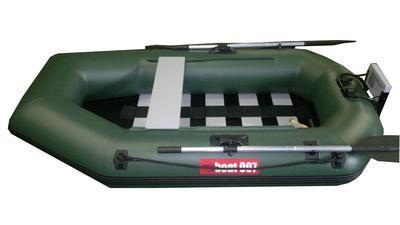 Boat007 nafukovací člun C-200 zelený - 1
