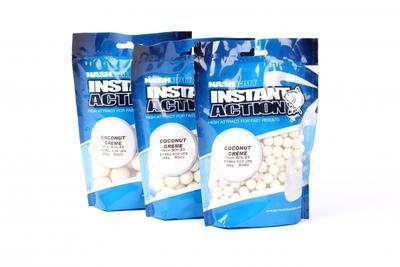 Nash boilies Instant Action Coconut Creme