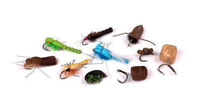 Nash imitace přirozené potravy Zig Bugs Floater Hookbaits (T7818) - 1