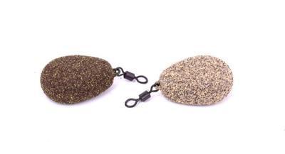 Nash zátěž Flat Pear Gravel/Clay 3Oz 85 g (T2304) - 1