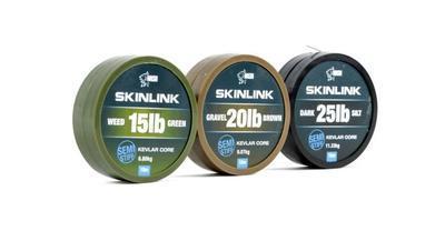 Nash ztužená šňůrka SkinLink Semistiff - 1